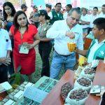 Presentan proyectos productivos en feria gastronómica en San Martín