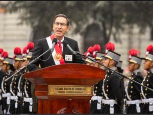 Presidente Vizcarra: Tenemos la oportunidad de cambiar la historia «funesta» de la corrupción