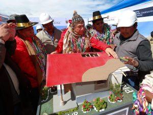 Puno: Más de 3 500 familias serán atendidas con casas Sumaq Wasi del MVCS