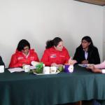 Puno: Ministra del Ambiente se reúne con alcaldesas para abordar gestión ambiental
