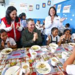 Qali Warma fortalece calidad nutritiva a favor de escolares en Loreto