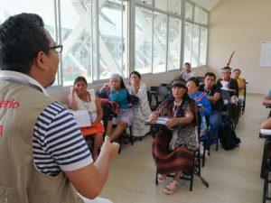 Quillabamba: Realizan curso de intérpretes y traductores de lenguas indígenas