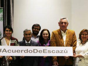 Ratificación del Acuerdo de Escazú convertirá a Perú en pionero en protección de derechos ambientales