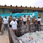 Recaudan dos toneladas de material reciclable en 11 regiones del país