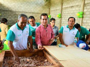 San Martín: Goresam impulsa desarrollo agrícola en Tocache