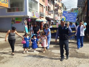 Vraem: Desarrollan campaña de vacunación en la localidad de Ayna