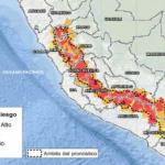 150 distritos de la sierra con riesgo muy alto por descenso de temperatura