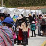 Alistan más de 22 mil atenciones sociales en comunidades nativas y rurales de ocho regiones