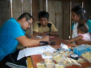Amazonas: Facilitan trámite de DNI a ciudadanos awajún de Bagua