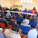 Apurimac: Diálogo posibilita acuerdos para el desarrollo de Fuerabamba