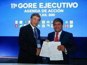 Ayacucho: 217 mil habitantes se beneficiarán con megaproyecto de agua y desagüe