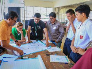 Monzón y Leoncio Prado implementarán «Escuelas Protegidas» para combatir consumo de drogas