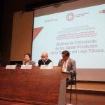 Consorcio Lago Azul Titicaca supervisará obras del proyecto PTAR Titicaca