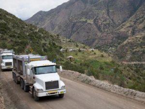 'Qhapac Ñan' del siglo XXI permitirá llegar al 70% de red vial departamental pavimentada