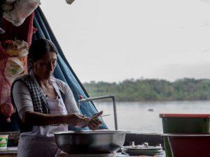 Hidrovía Amazónica removería sustancias tóxicas en ríos amazónicos