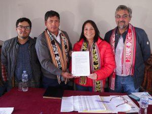 Gobierno Central invertirá S/ 61 millones en beneficio de provincia cusqueña de Chumbivilcas