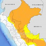 Habrá intensificación de lluvias en la selva hasta el 8 de julio