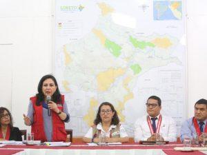 MIMP busca frenar violencia contra la mujer en Iquitos