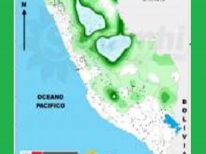 Madre de Dios registró mayor acumulado de lluvias