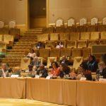 Ministros de Salud y del Ambiente se reúnen en Abu Dhabi para impulsar políticas en calidad de aire y cambio climático