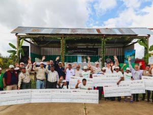 PN Yaguas: 200 familias acceden a financiamiento de actividades económicas sostenibles
