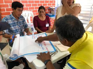 Cacaoteros de Huanuco y San Martin se graduan como agentes de cambio