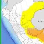 Quinto friaje en la selva ingresará el próximo 5 de julio