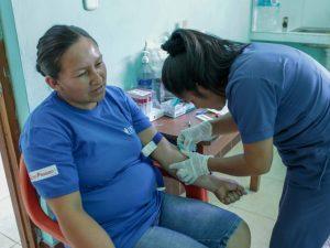 San Martín: Ciudadanos de Campanilla recibieron asistencia médica y consejería psicológica