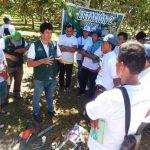San Martín: Desarrollan I Encuentro de productores de naranja en Mariscal Cáceres