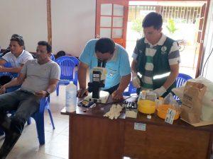 San Martín: Instruyen a técnicos y profesionales en el control de la mosca de la fruta