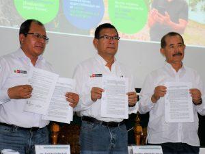 San Martín accederá a más información agraria para optimizar producción y comercialización