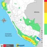 142 incendios forestales se registraron en los últimos 30 días