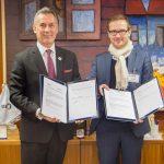 Alide y AFD renuevan cooperación en apoyo a participación de la banca en financiamiento y cambio climático