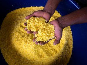 Comunidad ticuna lanzará fariña «amarillita» en Expoamazónica 2019