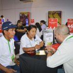 """Comunidad ticuna vendió más de 700 kilos de farina """"amarillita"""" en ExpoAmazónica"""
