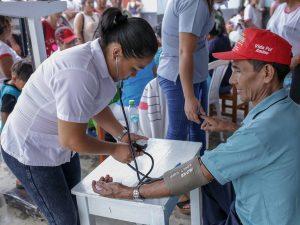 Desarrollan caravana para el desarrollo en San Martín