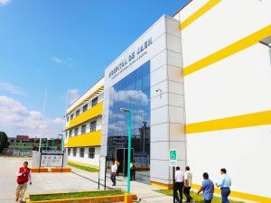 Este año entra en funcionamiento el nuevo hospital de Jaén