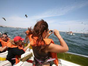 Mincetur: Fortalecerán seguridad turística en tres áreas naturales protegidas
