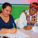 Firman acuerdos para garantizar la educación y salud en San Martín