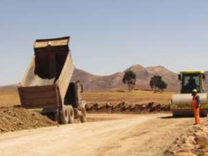 Puno prioriza asfaltado de la carretera Azángaro – San Juan de Salinas – Chupa, Tramo III