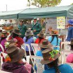 Ayacucho: Fortalecen capacidades sanitarias en Caravana Rural Informativa