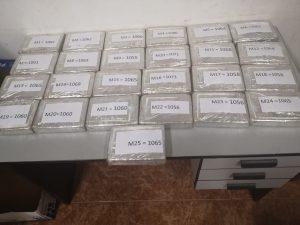 Hallan cocaína abandonada en terminal terrestre de Puerto Maldonado