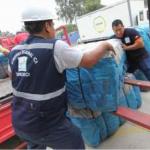 Ica: Entregan frazadas a la población de San Pedro de Huacarpana