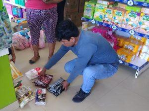 Incautan alimentos vencidos en Puerto Maldonado
