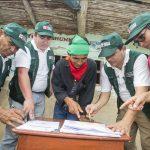 Minagri inicia trabajo de campo para titulación de 26 comunidades nativas en Loreto