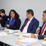 Ministra Muñoz y autoridades de GORE Piura acuerdan acciones para potenciar agro