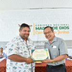 Productores de la ExpoAmazónica reconocidos por Gobierno Regional de Madre de Dios