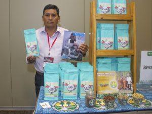 Resaltan bondades del café producido en el Vraem