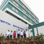 San Martín: Inauguran hospital de Moyobamba