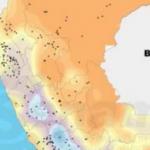 Temperaturas en la sierra norte y centro del país continúan en descenso